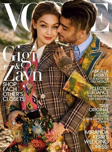 Vogue Cover - 8/1/2017