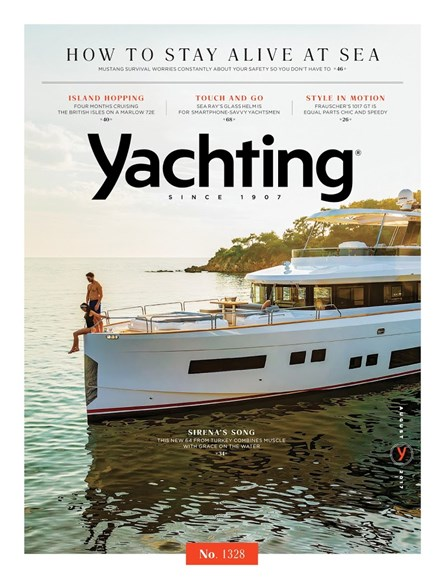 Yachting Cover - 8/1/2017