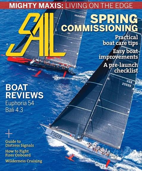 Sail Cover - 4/1/2016