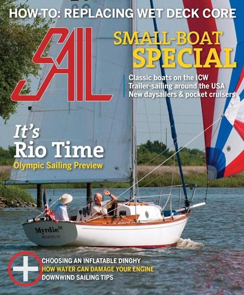 Sail Cover - 8/1/2016