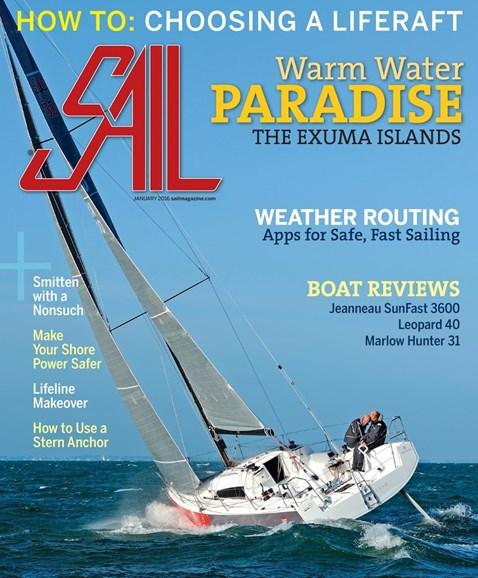 Sail Cover - 1/1/2016