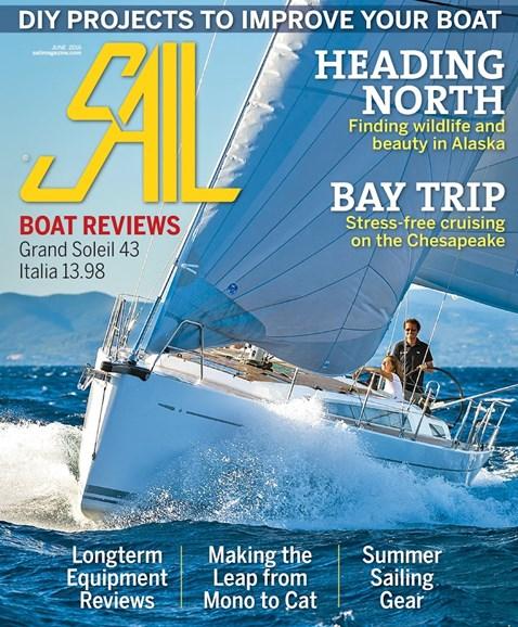 Sail Cover - 6/1/2016