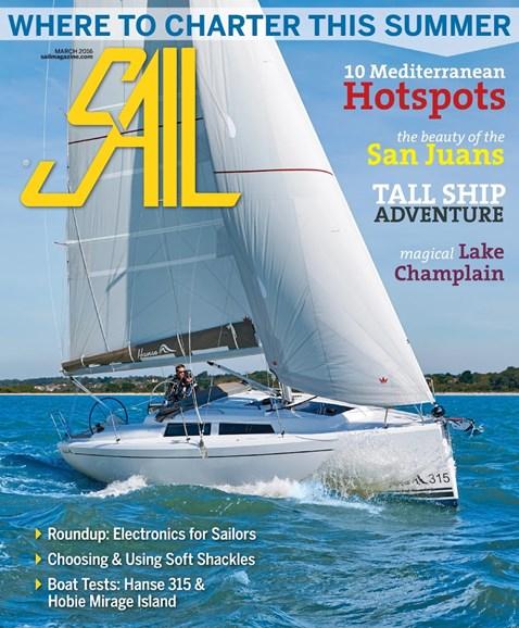 Sail Cover - 3/1/2016