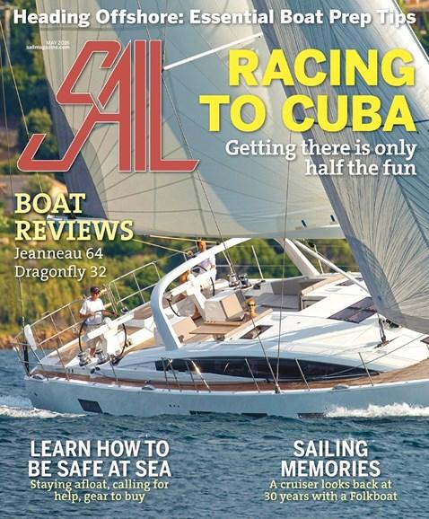 Sail Cover - 5/1/2016