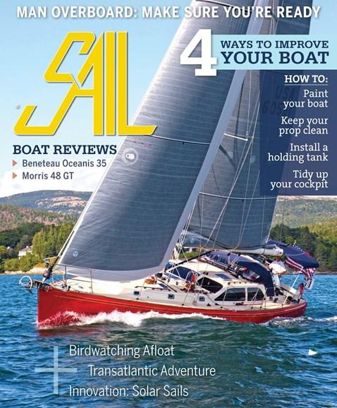 Sail Cover - 4/1/2015