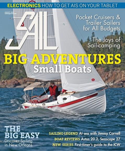 Sail Cover - 8/1/2015