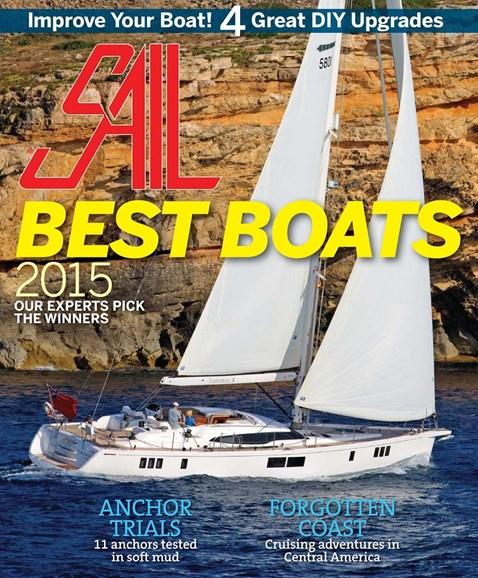 Sail Cover - 12/1/2014