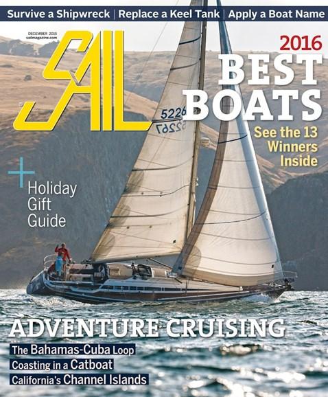 Sail Cover - 12/1/2015