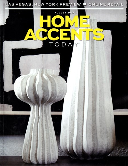 Home Accents Today Cover - 8/1/2017