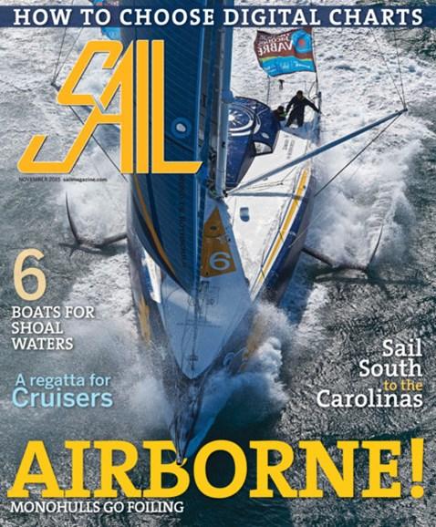 Sail Cover - 11/1/2015