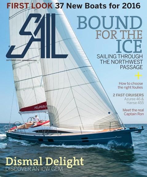 Sail Cover - 9/1/2015