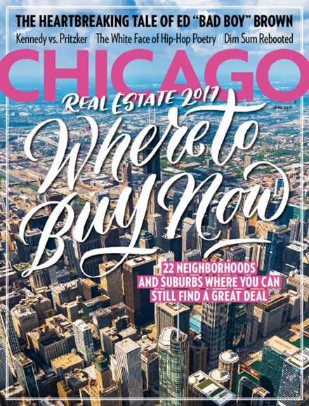 Chicago Magazine Cover - 4/1/2017