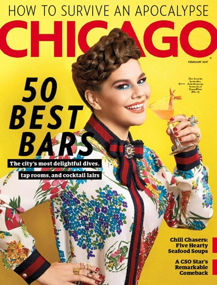 Chicago Magazine Cover - 2/1/2017