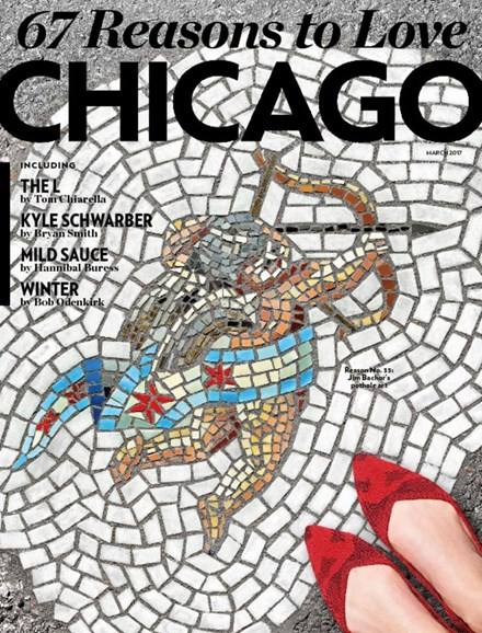 Chicago Magazine Cover - 3/1/2017