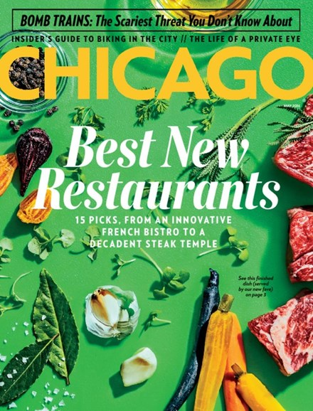 Chicago Magazine Cover - 5/1/2016