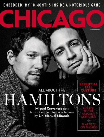 Chicago Magazine Cover - 10/1/2016