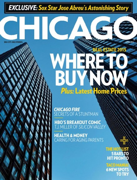 Chicago Magazine Cover - 4/1/2015