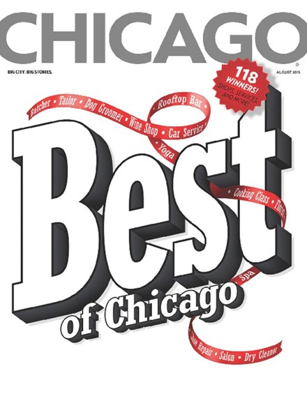 Chicago Magazine Cover - 8/1/2015