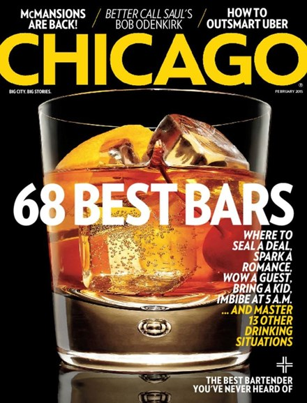 Chicago Magazine Cover - 2/1/2015