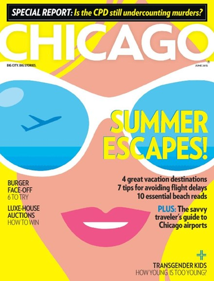 Chicago Magazine Cover - 6/1/2015