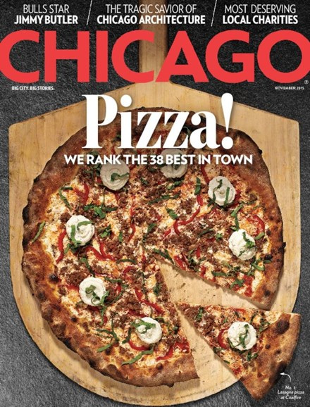 Chicago Magazine Cover - 11/1/2015