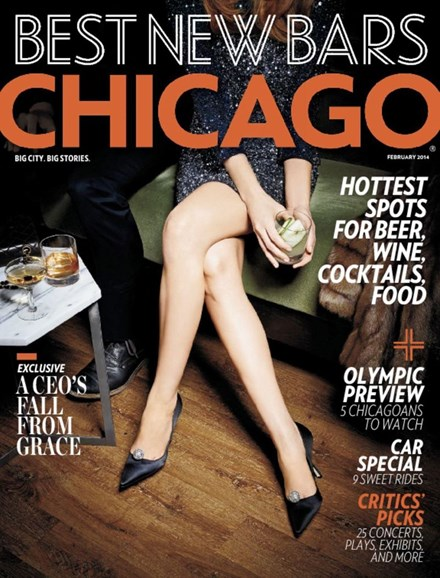Chicago Magazine Cover - 2/1/2014