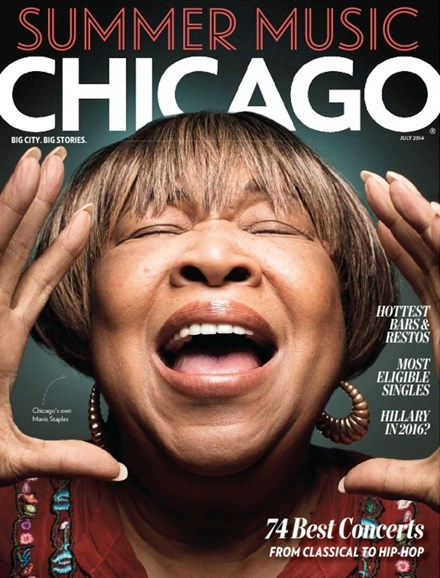 Chicago Magazine Cover - 7/1/2014
