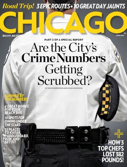 Chicago Magazine Cover - 6/1/2014