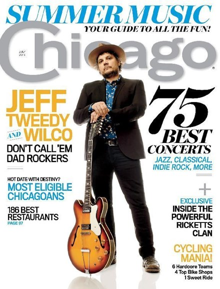 Chicago Magazine Cover - 7/1/2013