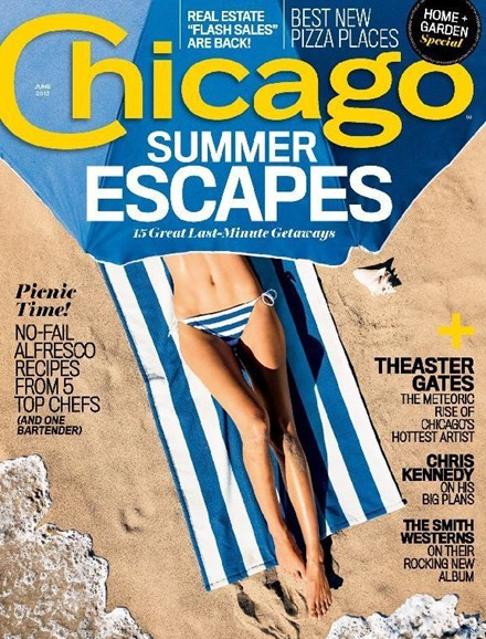 Chicago Magazine Cover - 6/1/2013