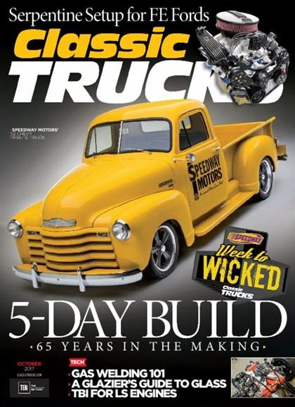 Classic Trucks Cover - 10/1/2017