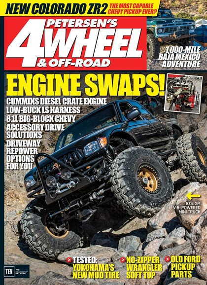 4 Wheel & Off-Road Cover - 10/1/2017