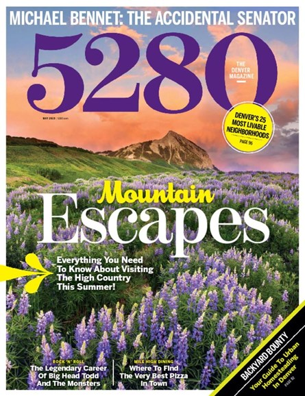 5280 Magazine Cover - 5/1/2015