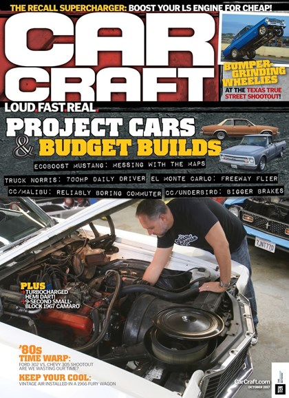 Car Craft Cover - 10/1/2017