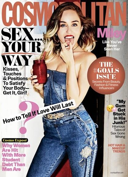 Cosmopolitan Cover - 9/1/2017