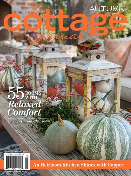 The Cottage Journal Cover - 9/1/2017