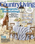 Country Living Magazine 9/1/2017