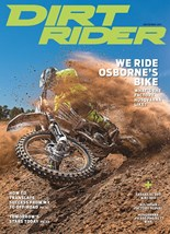 Dirt Rider | 9/2017 Cover