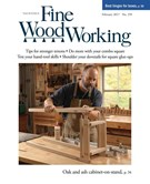 Fine Woodworking Magazine 1/1/2017