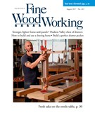 Fine Woodworking Magazine 7/1/2017