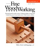 Fine Woodworking Magazine 5/1/2017