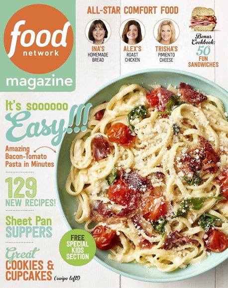 Food Network Cover - 9/1/2017