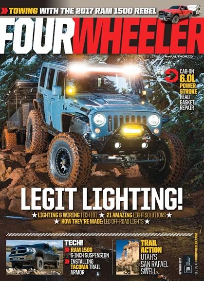 Four Wheeler Cover - 10/1/2017