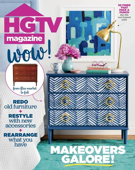 HGTV Cover - 9/1/2017