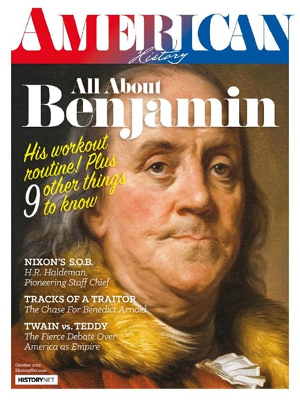 American History Cover - 10/1/2017
