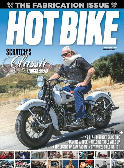 Hot Bike Cover - 9/1/2017