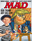 Mad Magazine 10/1/2017