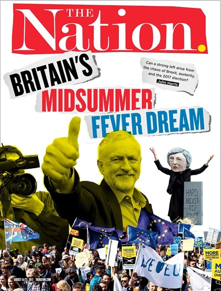 The Nation Cover - 8/14/2017