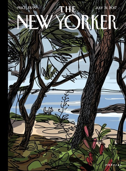 The New Yorker Cover - 7/31/2017