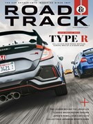 Road and Track Magazine 9/1/2017